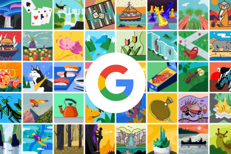 google ilustração