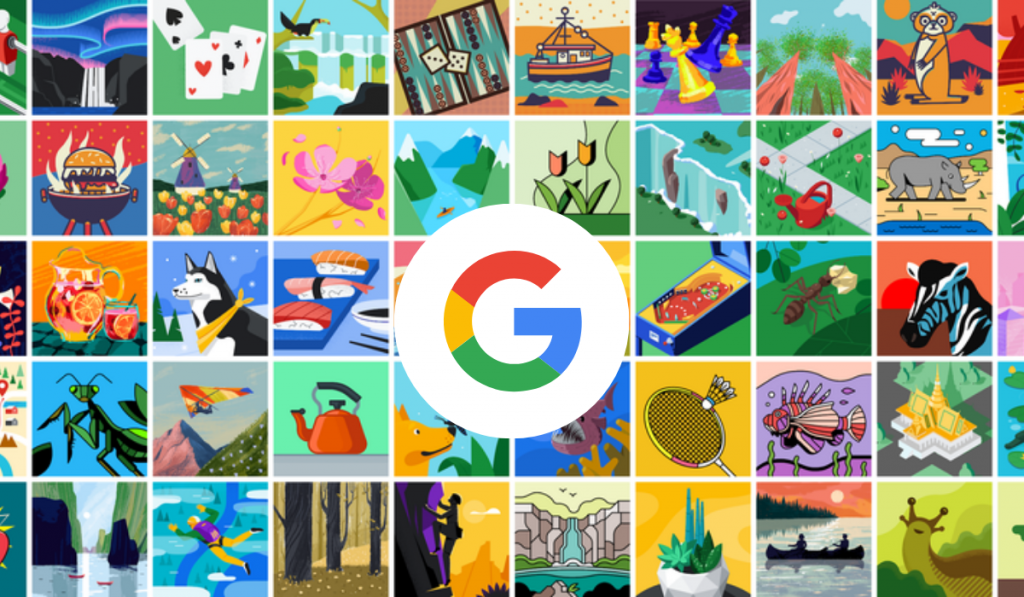 ilustração google
