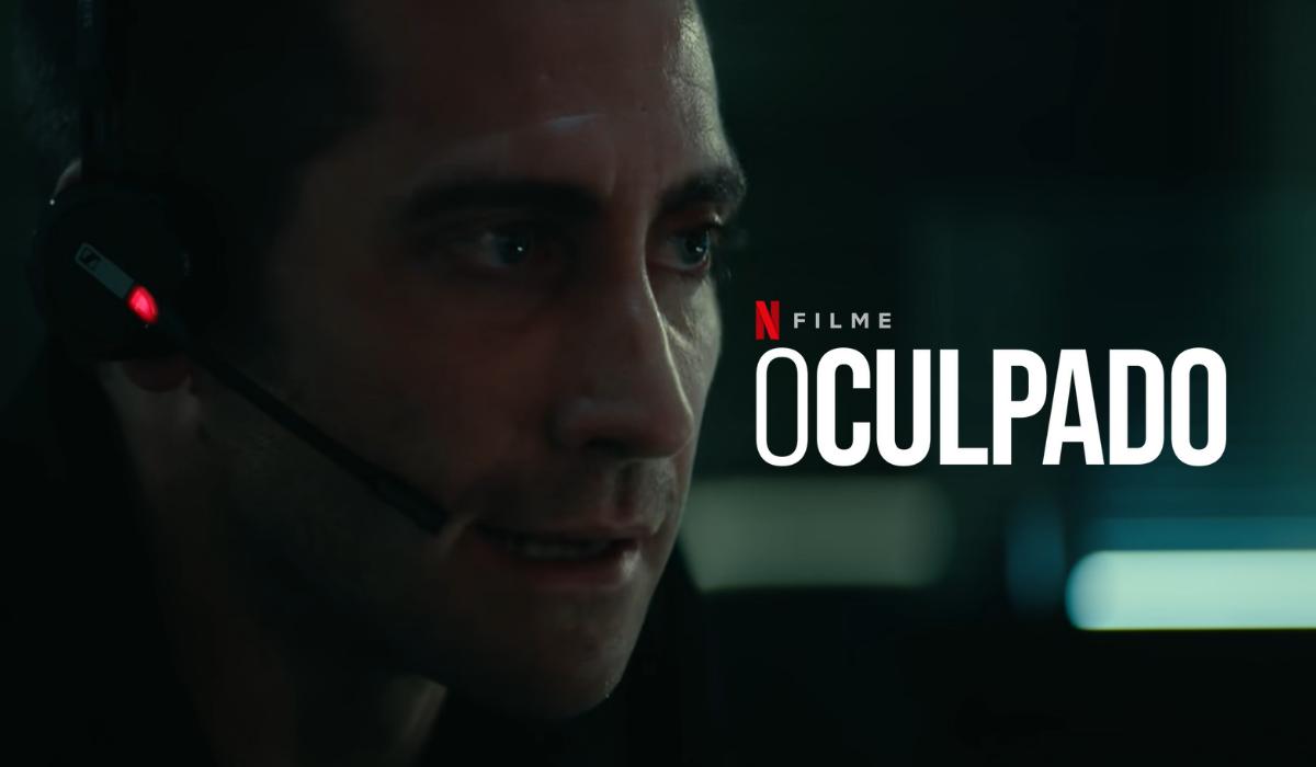 O Culpado:  tudo sobre o novo thriller da Netflix com Jake Gyllenhaal