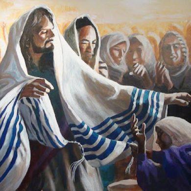 roupas de Jesus Cristo