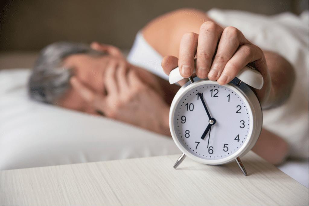 Um sono regulado pode ser a chave para uma saúde mental estável.