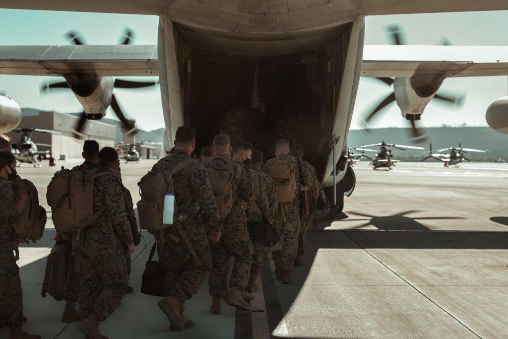 Os Estados Unidos possuem um dos exércitos mais poderosos do mundo.