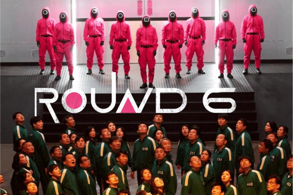 A série Round 6, uma das novas produções da Netflix, está surpreendendo.