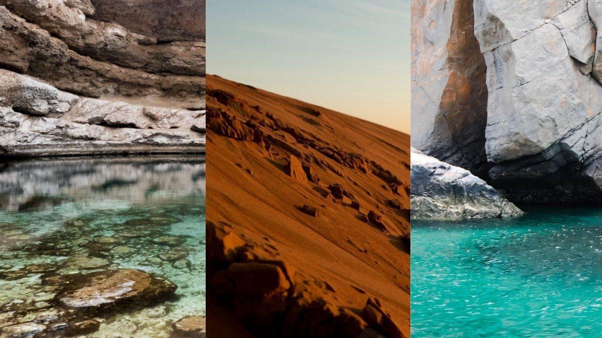 5 paisagens mais lindas de Omã, país da Península Arábica