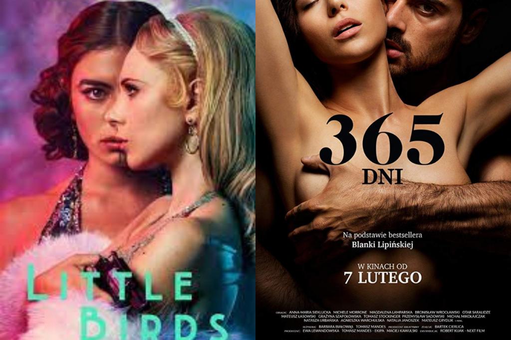 Little Birds e 365 Dni.