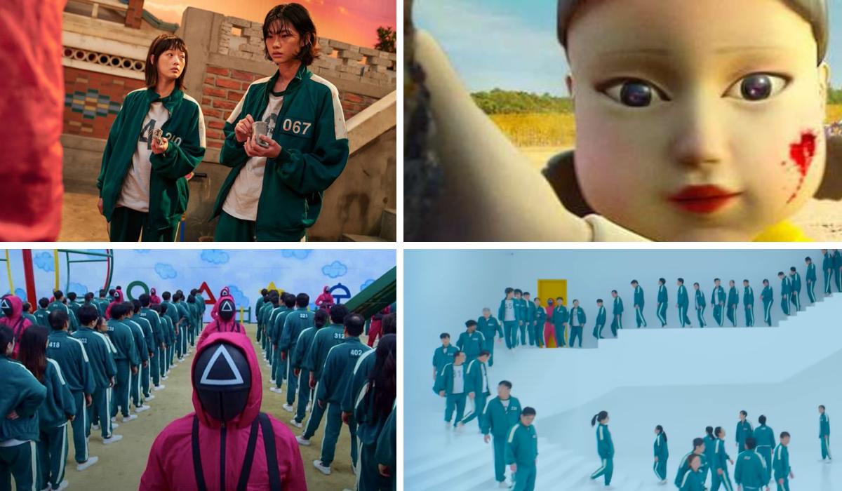 'Round 6' ocupa o 1º lugar na Netflix em 83  países e explode em audiência
