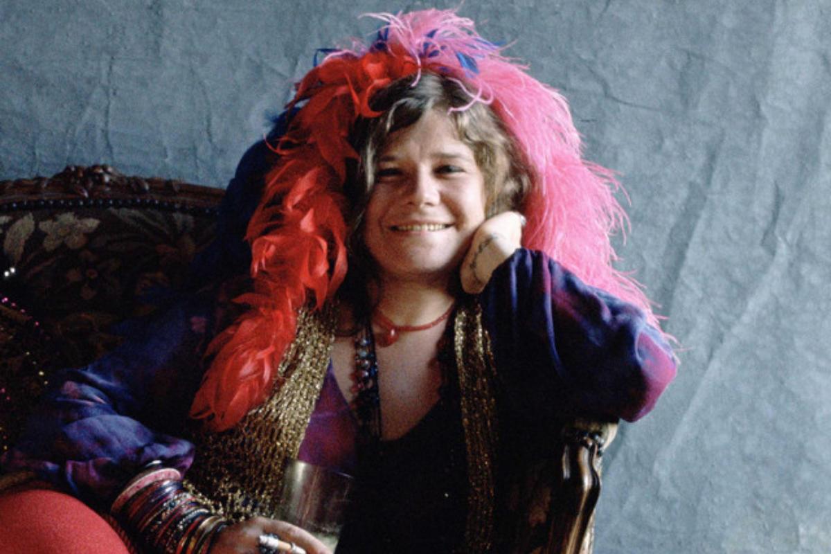 5 curiosidades sobre a cantora de rock Janis Joplin