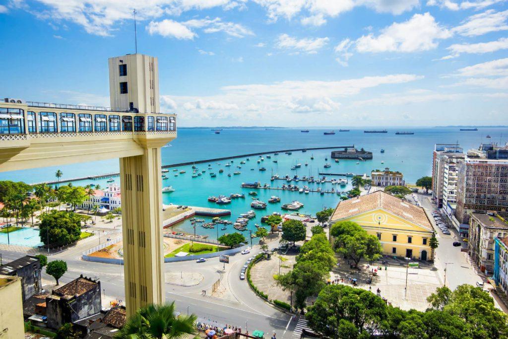 Salvador é uma das cidades mais antigas do Brasil e uma das mais emblemáticas.