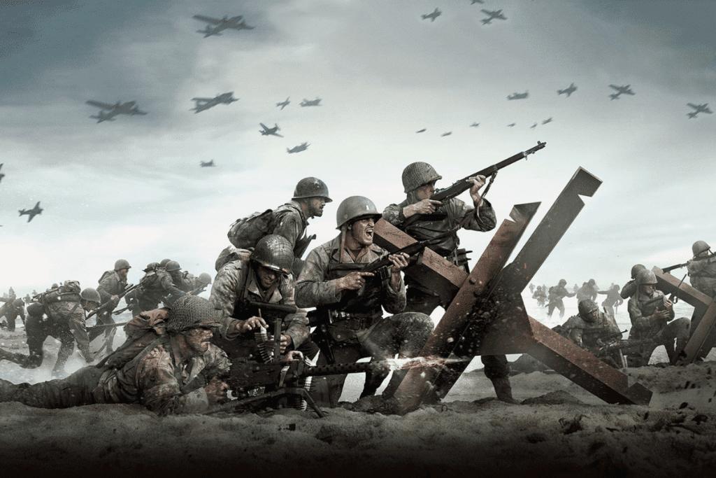 As guerras são grandes marcos na história e por isso são tema central de muitos filmes.