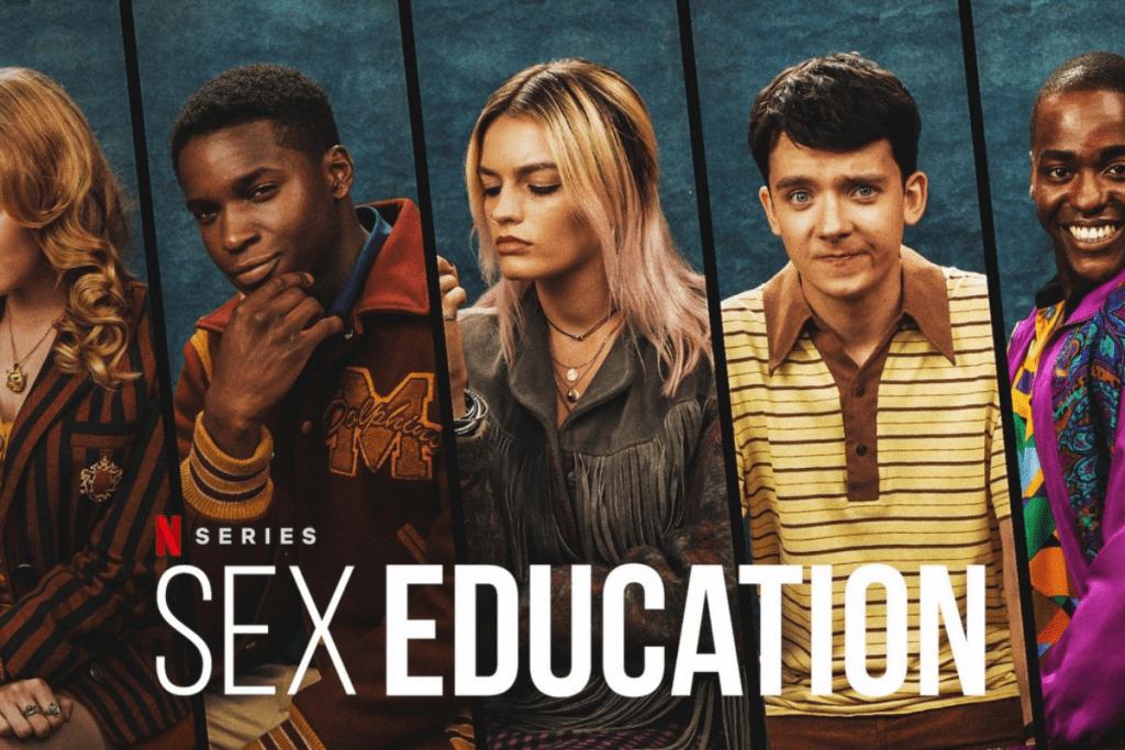 A série Sex Education vem cativando o público e não faltam motivos para assistir.