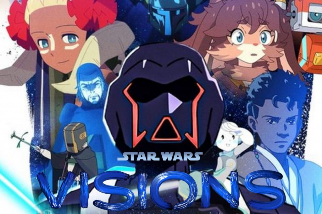 A série Star Wars: Visions' é o novo lançamento do universo Star Wars no Disney+.