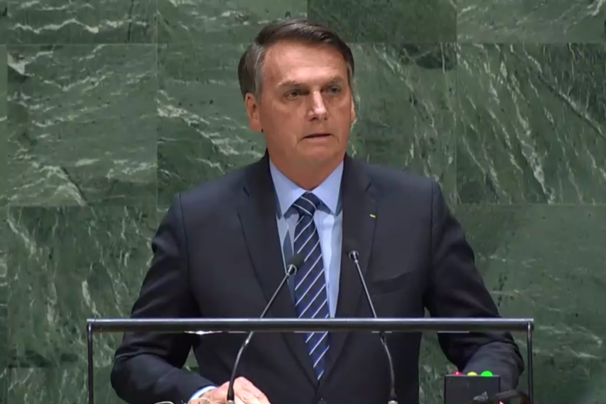 Opinião: O discurso de Bolsonaro na Assembleia Geral da ONU