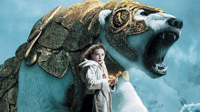 Assim como Harry Potter, A Bússola de Ouro é inspirado em um livro.