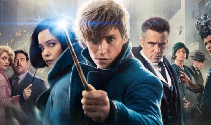 Animais Fantásticos e Onde Habitam faz parte do mundo Harry Potter.