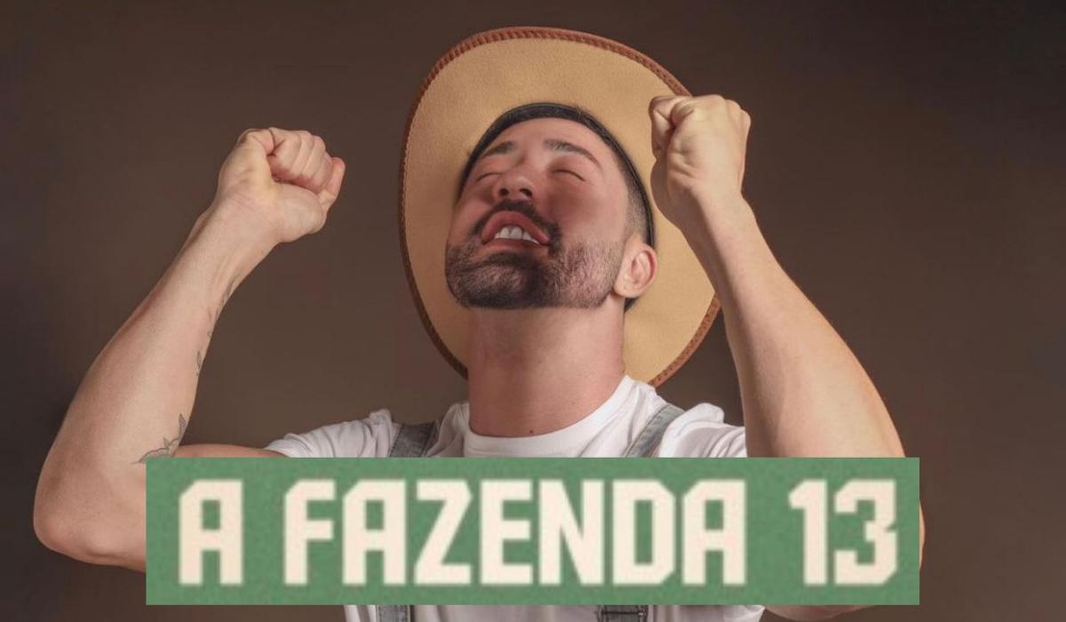 A Fazenda 13: Rico Melquíades é o novo fazendeiro e causa intriga entre peões