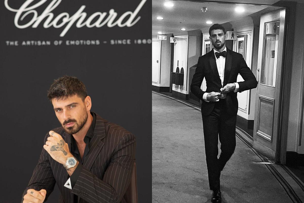 Michele Morrone é novo embaixador de marca milionária; Confira!