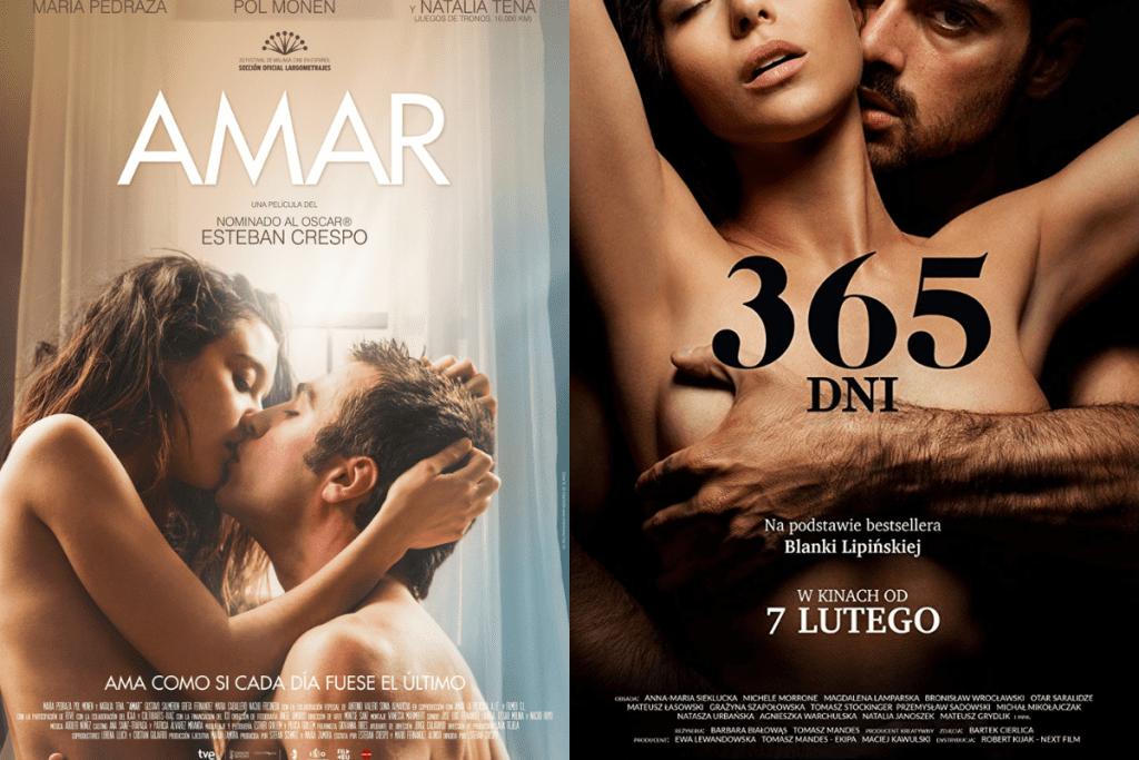 Filme estrelado por atriz de La Casa de Papel remete ao erótico 365 Dni.