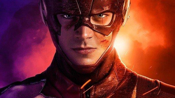 Após um acidente com um acelerador de partículas, Barry Allen vira o homem mais rápido do mundo.
