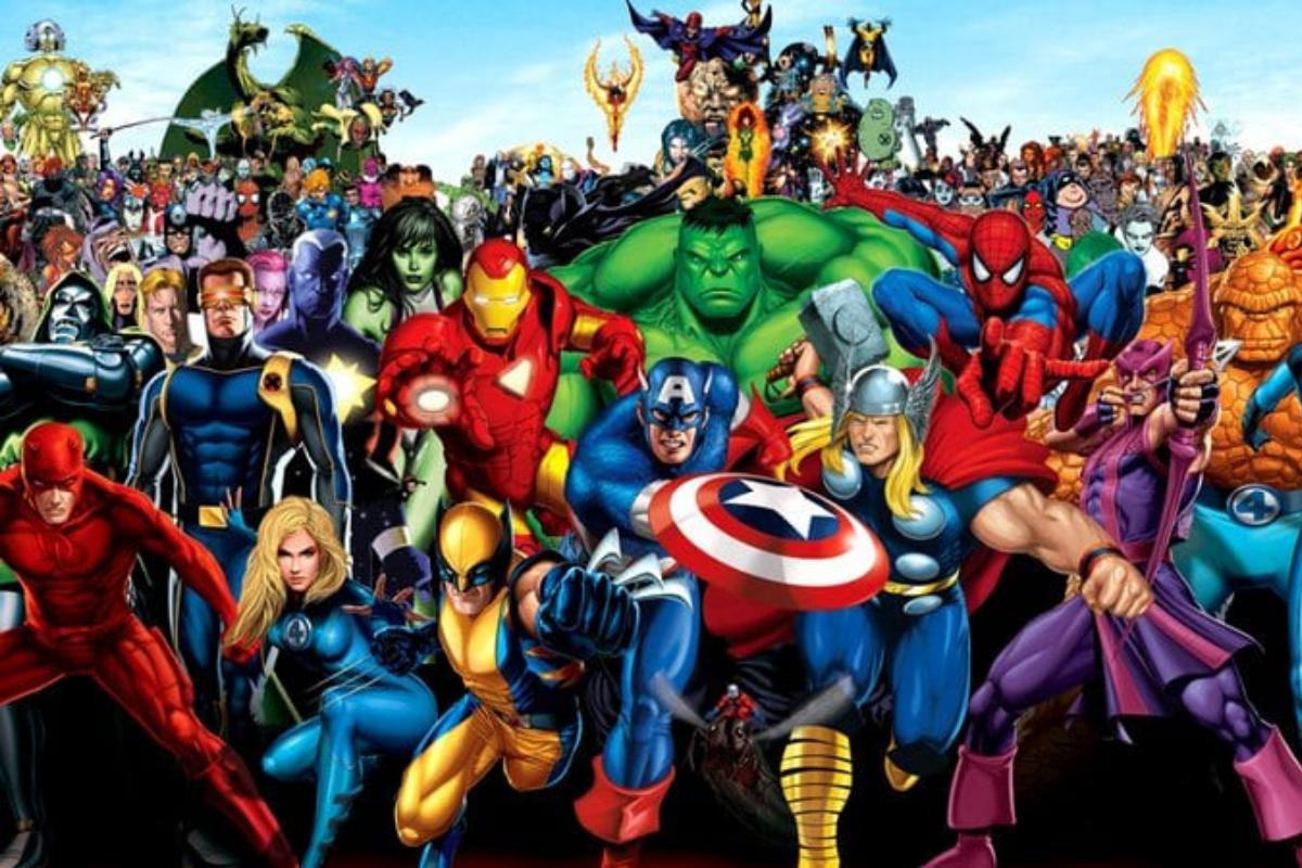 5 séries de super-heróis para você assistir no fim de semana