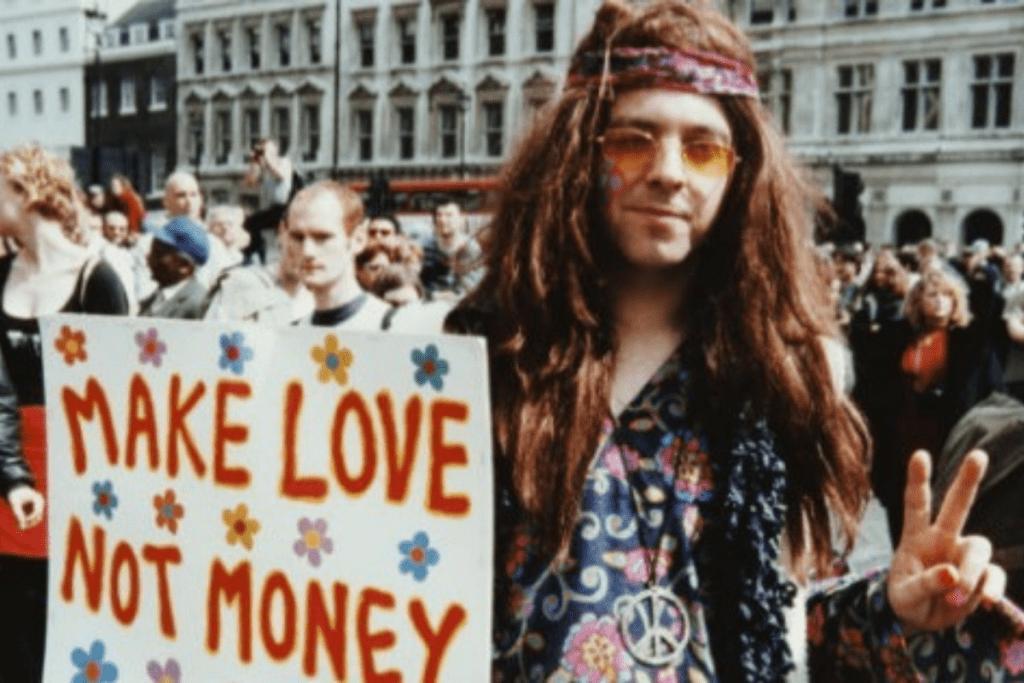 O Movimento Hippie teve um papel muito importante para os debates ambientais.