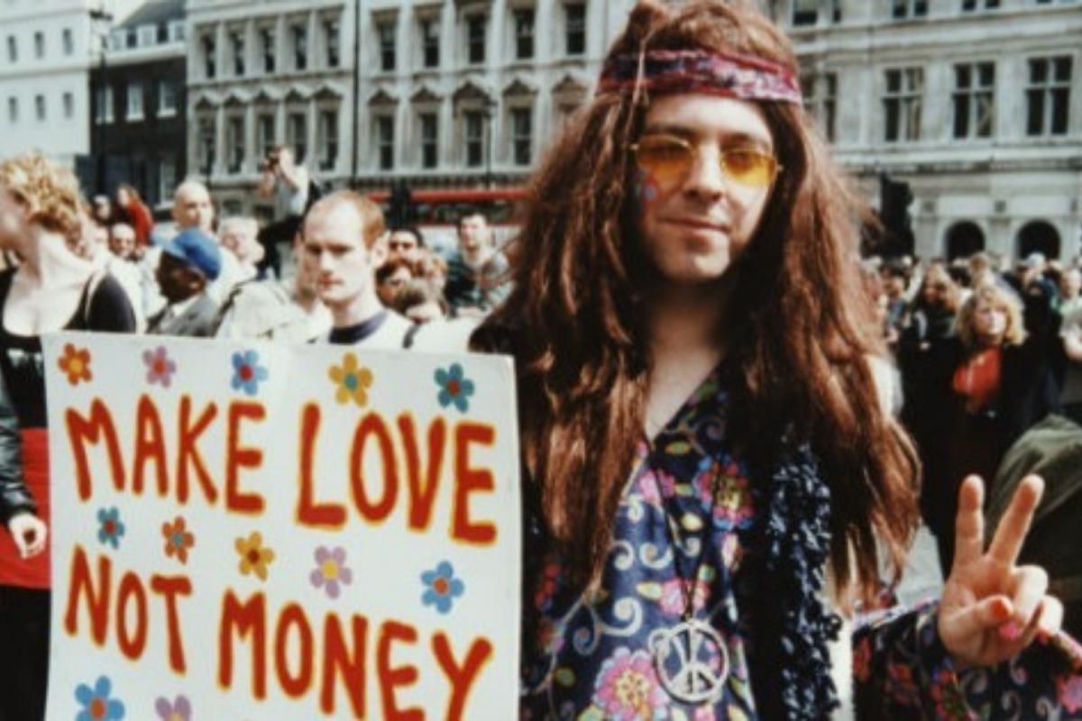 A importância do movimento hippie para o início dos debates ambientais