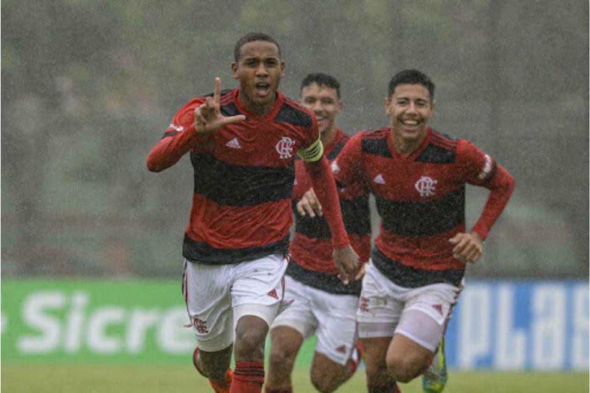 Conheça as estrelas do sub-17 do Flamengo, o futuro do futebol