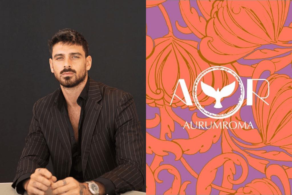O astro Michele Morrone está produzindo nova coleção de roupas.
