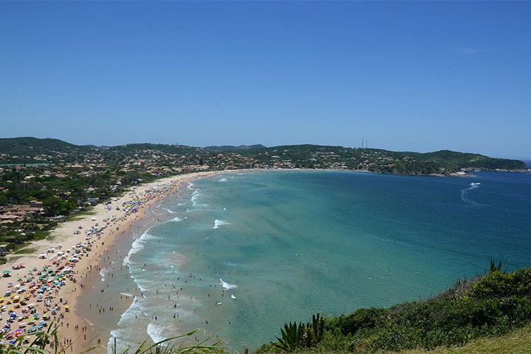 praias brasileiras.