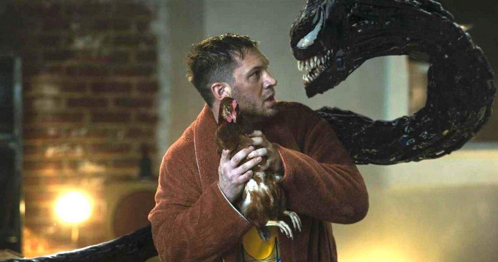 Venom está de volta com o filme Tempo de Carnificina.