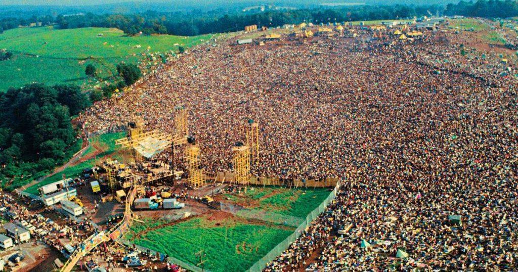 O festival recebeu milhões de pessoas.