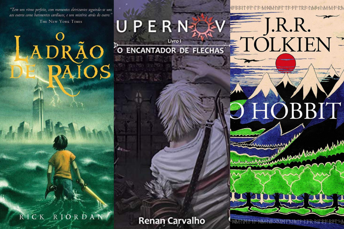5 livros que todos os fãs de Harry Potter devem ler
