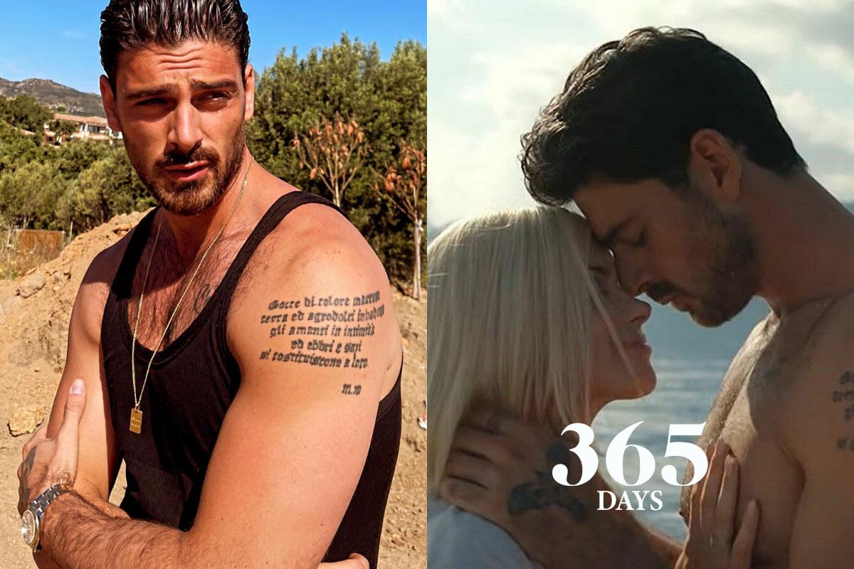 Michele Morrone revela qual é seu filme favorito e não é '365 Dni'; Confira!